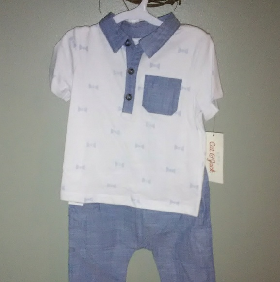 Cat & Jack Other - Baby Cat & Jack outfit